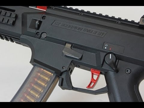 CZ Scorpion Trigger Springs Install by HBI