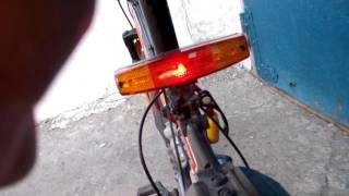 Поворотники для велосипеда(, 2016-05-03T17:11:14.000Z)