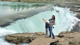 ВЛОГ Черногория 🇲🇪 Водопад Ниагара | Горы и серпантин Потрясающие места! 18 апреля 2018