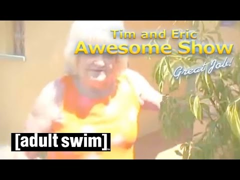 Come Over | Tim and Eric Awesome Show, Great Job | Adult Swim