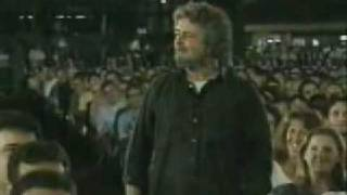 Beppe Grillo su Gianni Agnelli