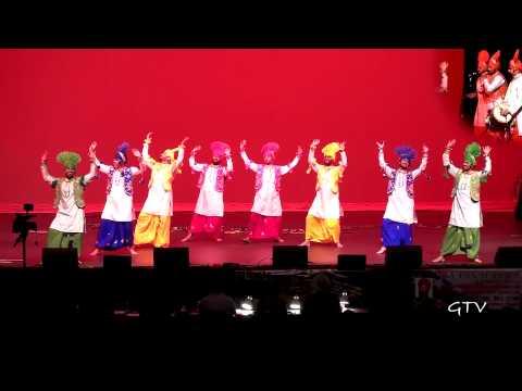 Surrey India Arts Club @ Bulldog Bhangra 2011