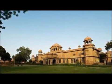 Lalgarh Palace Bikaner, Rajasthan India