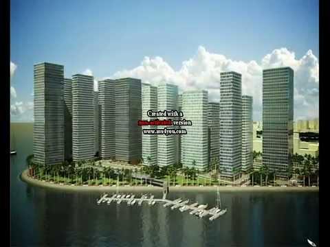 Projecto - Baía de Luanda