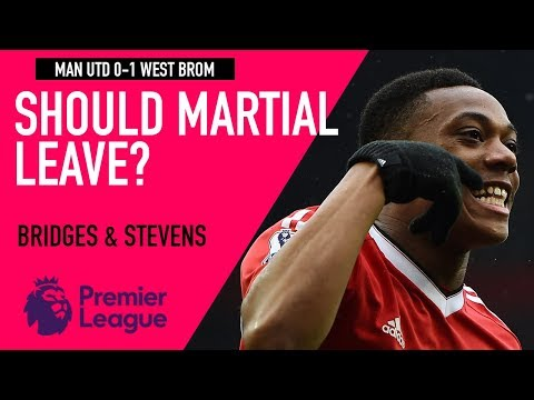 Should Martial leave?   Man Utd vs West Brom   Astro SuperSport
