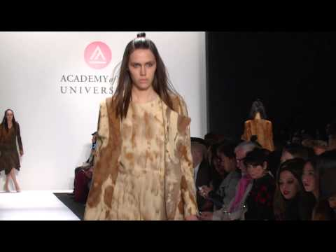 Fall 2015 Collections at Mercedes-Benz Fashion Week | Academy of Art University