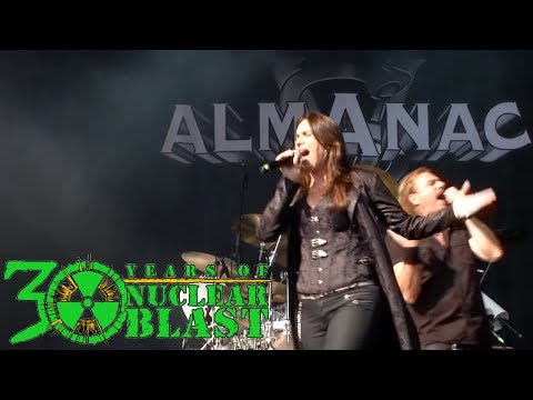 ALMANAC - Children Of The Sacred Path - @Masters of Rock (OFFICIAL LIVE CLIP)