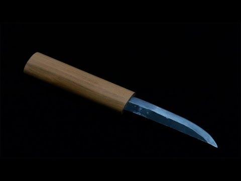 Японские инструменты: Как делают столярный нож. Часть 4