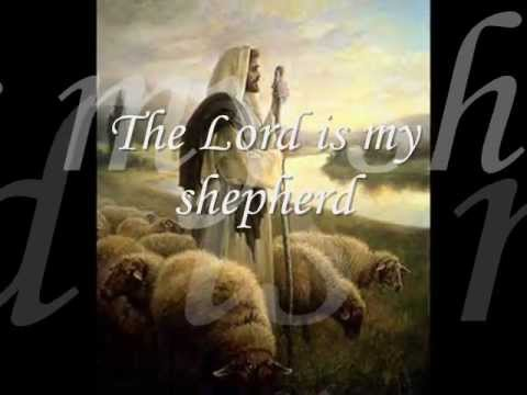 Psalm 23 (sound of young David from KING DAVID movie 1985)