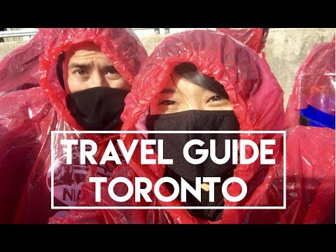 Travel Guide - Toronto, Canada (Niagara Falls, seeing where they filmed Suits and poutine!)