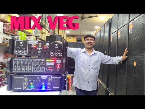 BHARAT ELECTRONICS BEST DJ SYSTEM 3000 WATT AMPLIFIER 660 WATT 1600 WATT AMPLIFIER DOUBLE CHANNEL