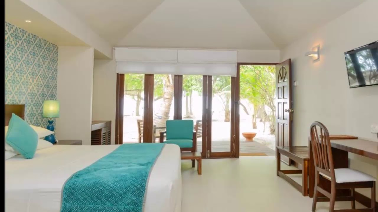 Adaaran Select Hudhuranfushi || MALDIVES RESORT - YouTube