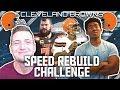 SPEED REBUILD CHALLENGE VS RBT! REBUILDING THE BROWNS!