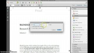 quick pdf demo extract pages