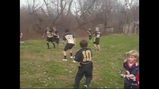Backyard football game #1