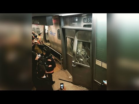 More than 100 hurt in New York train derailment - Siasi Halchal
