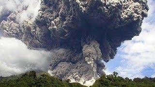 erupcion del volcan tungurahua 1 feb 2014