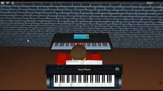 National anthem Brasilerio/Brazil National Anthem by: Francisco Manuel da Silva on a ROBLOX piano.