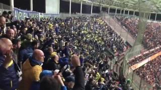 3.TT Arena Fethi Fenerbahçe Adamın ! (Galatasaray 0 - 1 Fenerbahçe)