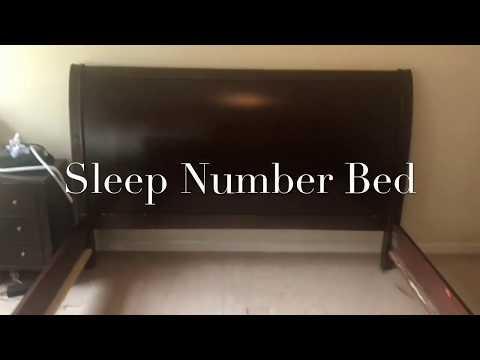 Sleep Number Bed (king)