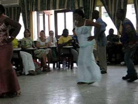 Accra Dance Class