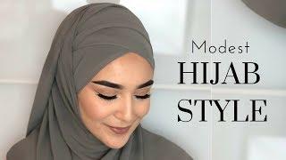 Modest Hijab Style
