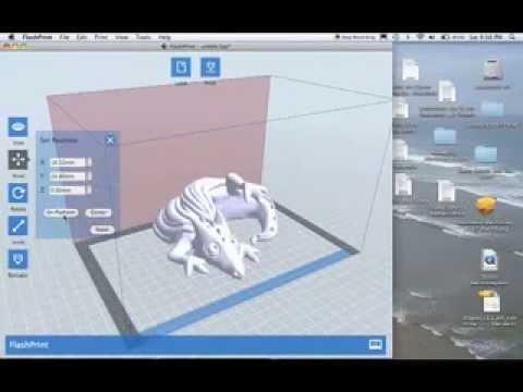 Flashprint by Flashforge for Dummies