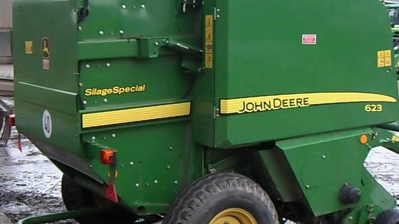 John Deere Silage Special 623