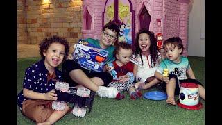Brincadeira Especial Fim de Ano Com as Crianças 2019