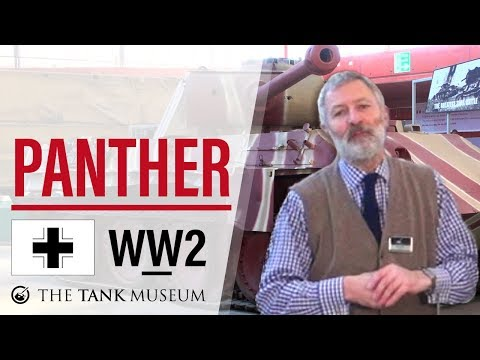 Tank Chats #16 Panther | The Tank Museum