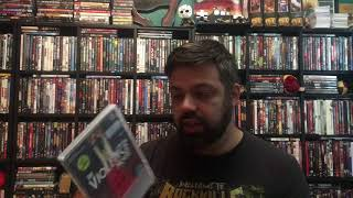 Unboxing PS4 games and Movies