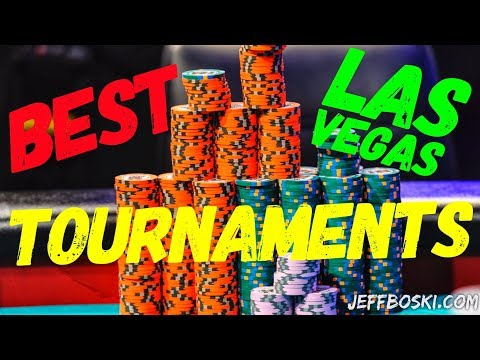 TOP 3 Las Vegas Poker Rooms!(Summer Edition)