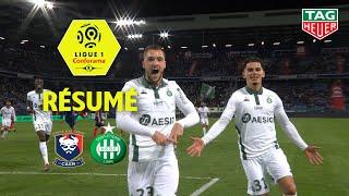 SM Caen - AS Saint-Etienne ( 0-5 ) - Résumé - (SMC - ASSE) / 2018-19