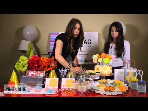 Pink & Blue Magazine Interview with Lauren Rivietz, Birthday party ideas?