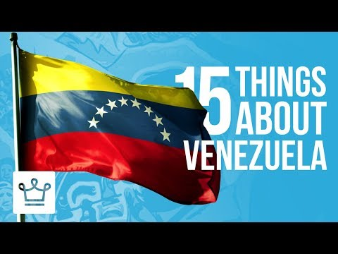 15 Things You Didn't Know About Venezuela