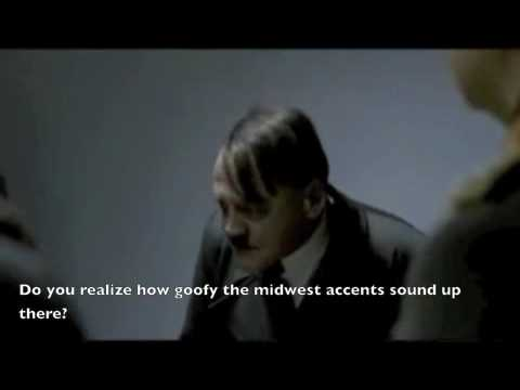 Hitler Moves to North Dakota