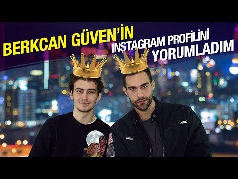 Whatever | #22 Berkcan Güven'in Instagram Profilini Yorumladım!