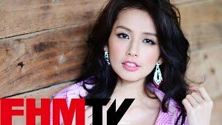 FHM 2014 五月號Cover Girl - 袁艾菲 剽悍甜心