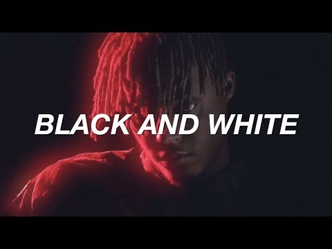 Juice Wrld - Black & White (Lyrics)