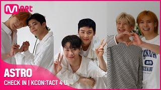[KCON:TACT 4 U] ASTRO(아스트로) | CHECK IN