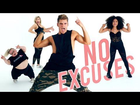 No Excuses - Meghan Trainor | Caleb Marshall | Cardio Concert