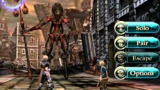 Chaos Rings II Boss Famine