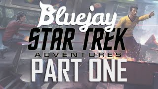 Star Trek: The Bluejay Generation [Pt 1]