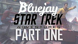 Star Trek: The Bluejay Generation [Pt 1]