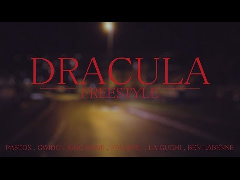 DPC x MVSEVM - Dracula Freestyle (ft. Pastos, Gwido, King Kone, Falafol, La Gughi, Ben Labenne)