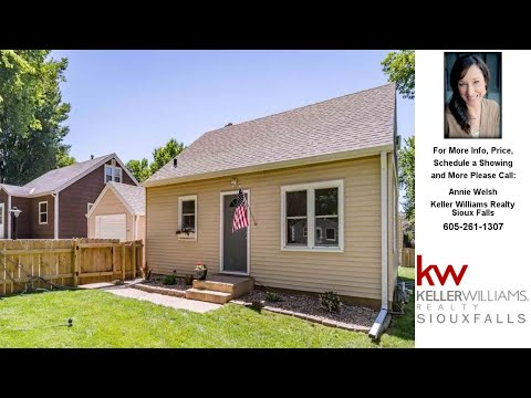 519 N St Paul Ave, Sioux Falls, SD Presented by Annie Welsh.