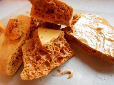 Homemade Honeycomb ¦Vlogtober Day 2¦ 02.10.2014