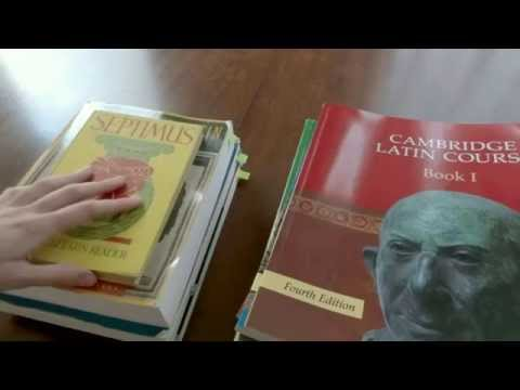Grammar or reading: Which type of Latin/Greek textbook is better?