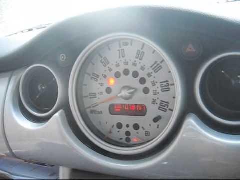 Mini One R50 Srs Airbag Reset Using B800 Tool Youtube