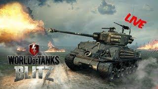 World of Tanks Blitz - LIVE ~~